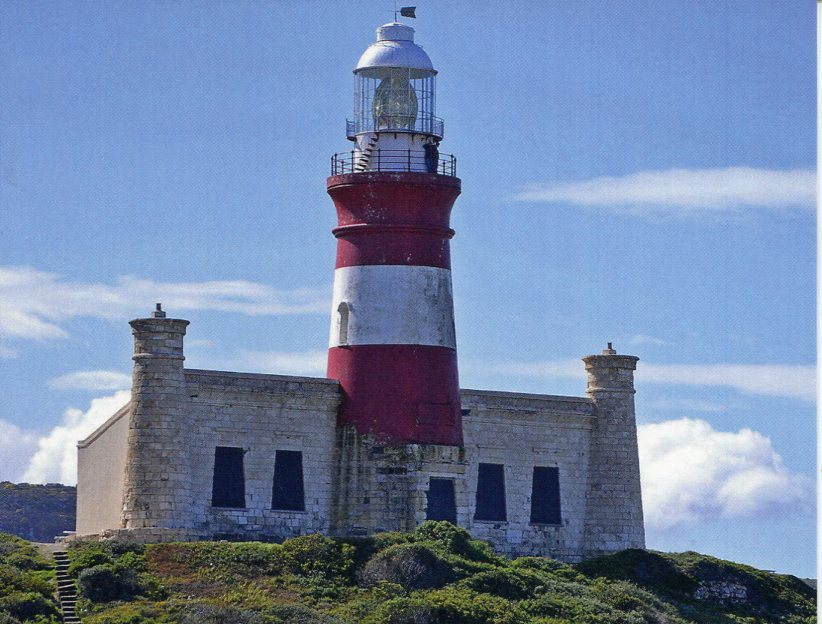 South Africa - Cape Agulhas Lighthouse