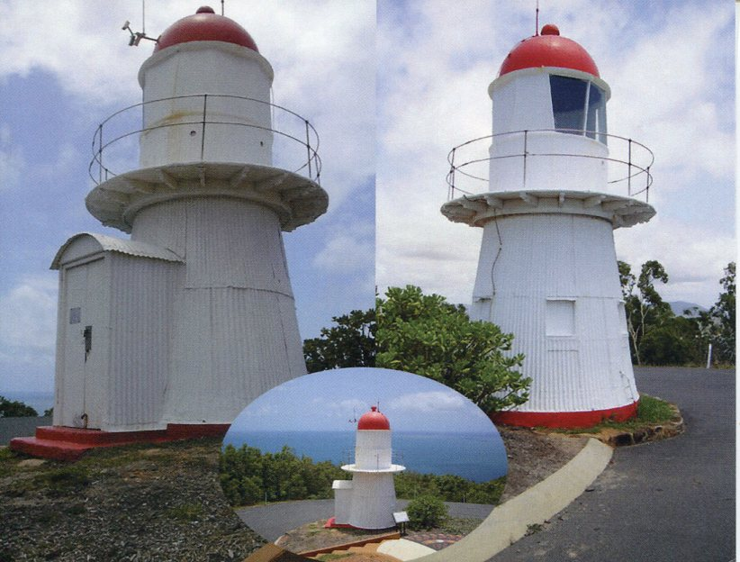 Queensland Lighthouse - Grassy Hill (Cooktown)