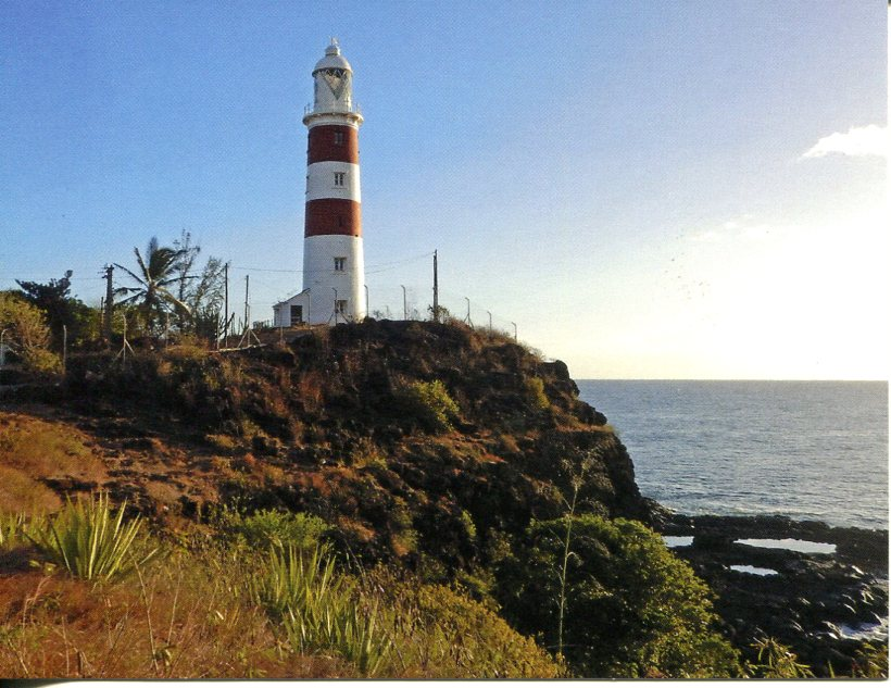 Mauritius - Albion Lighthouse - Pointe aux Caves