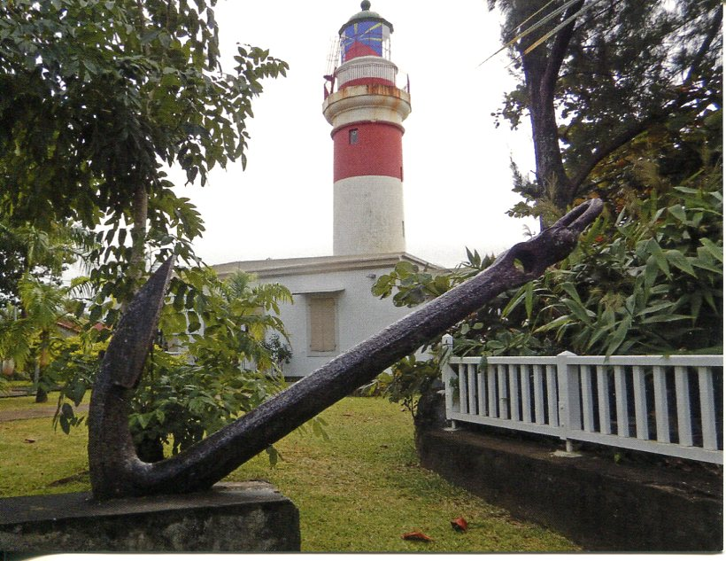La Réunion (France) - Pointe de Bel Air Lighthouse