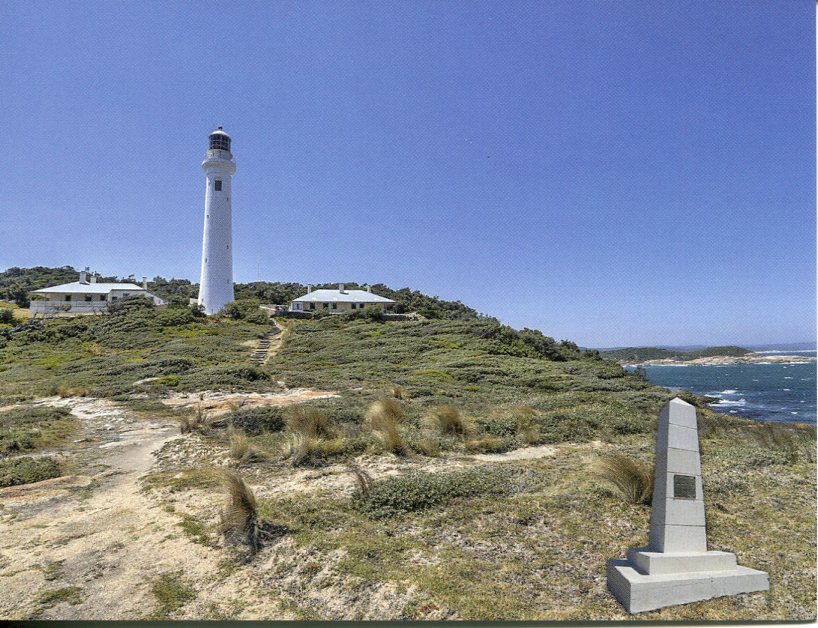 Victoria Lighthouse - Point Hicks (Cape Everard)
