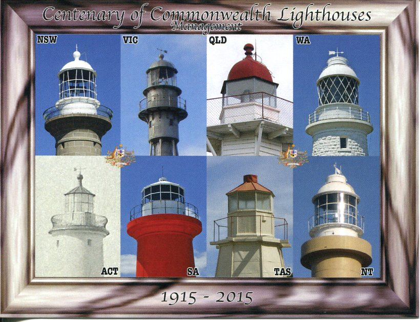 Centenary of Commonwealth Lighthouses Management