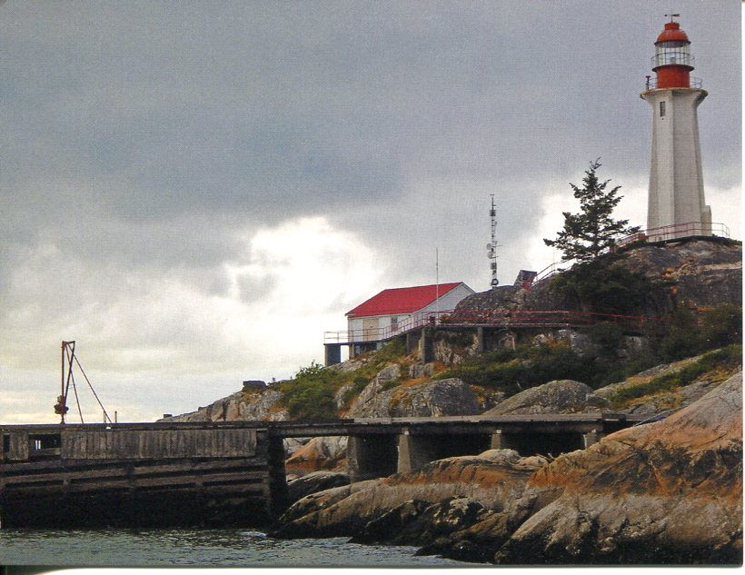 Canada - Point Atkinson Lighthouse