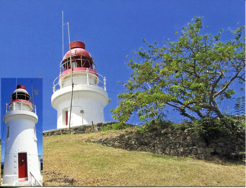St Lucia - Vigie Lighthouse