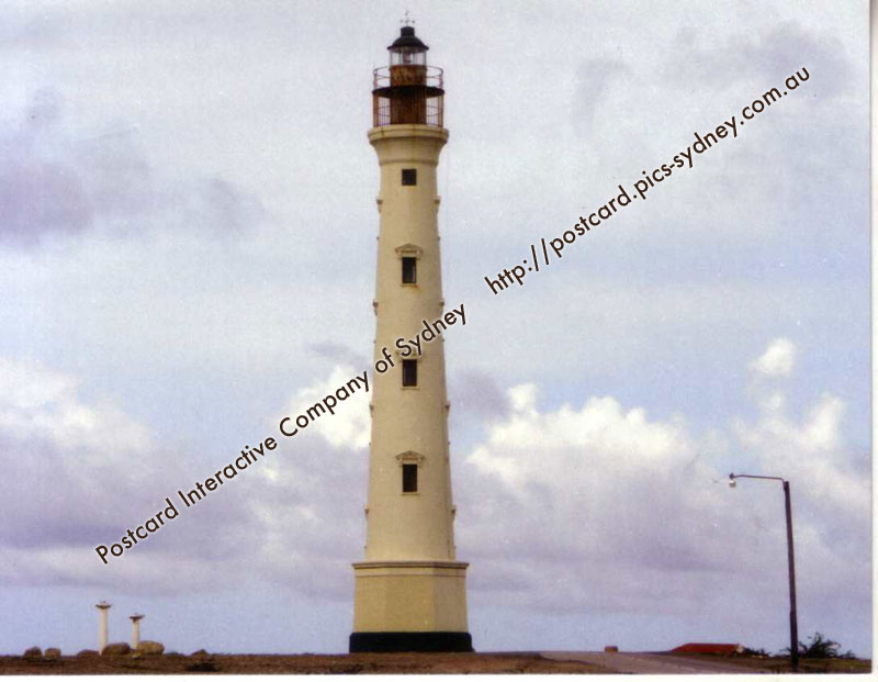Aruba - California Lighthouse