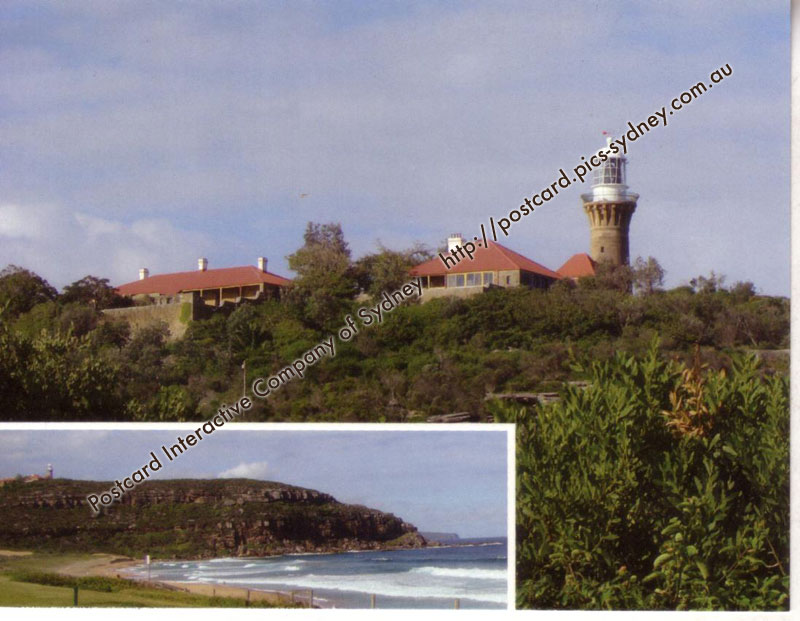 NSW Lighthouse - Barranjoey