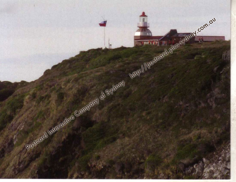 Chile - Cape Horn Lighthouse