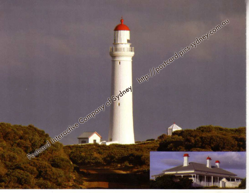 Victoria Lighthouse - Cape Nelson