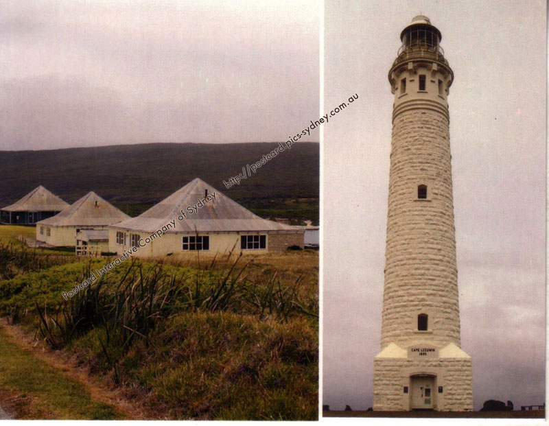 Western Australia Lighthouse - Cape Leeuwin