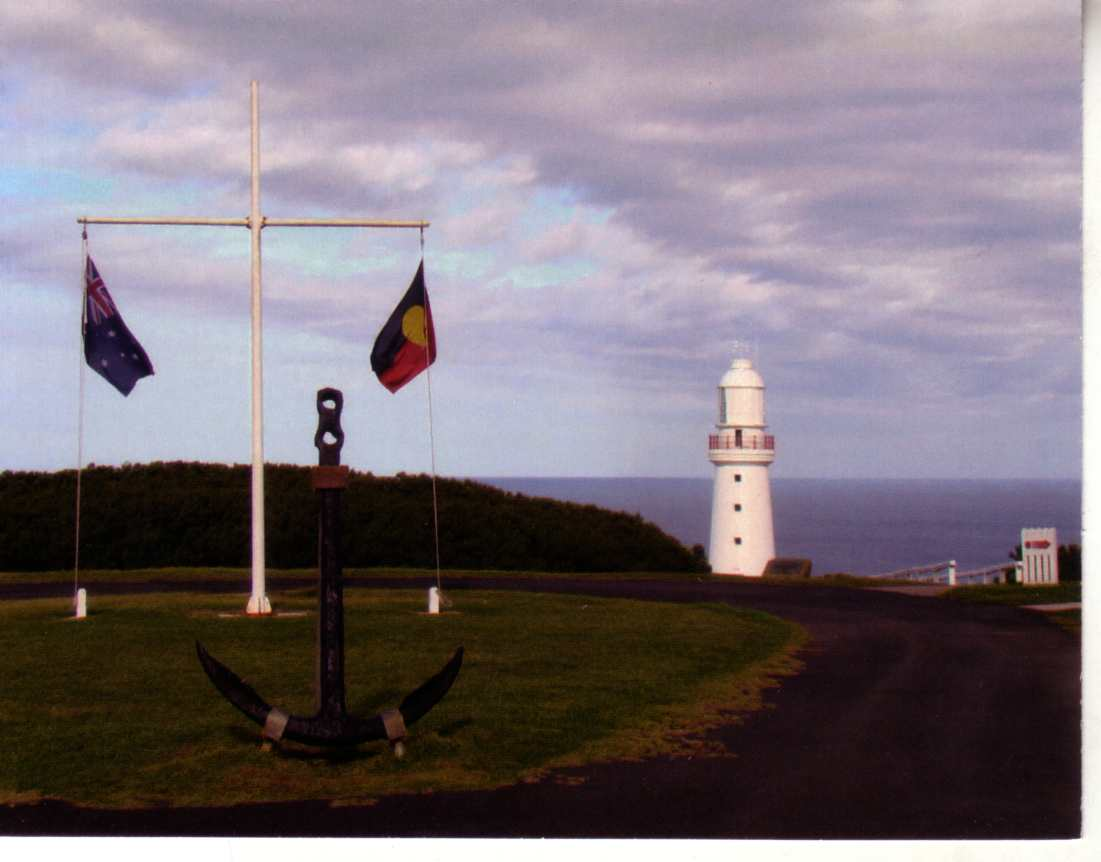 Victoria Lighthouse - Cape Otway (old)