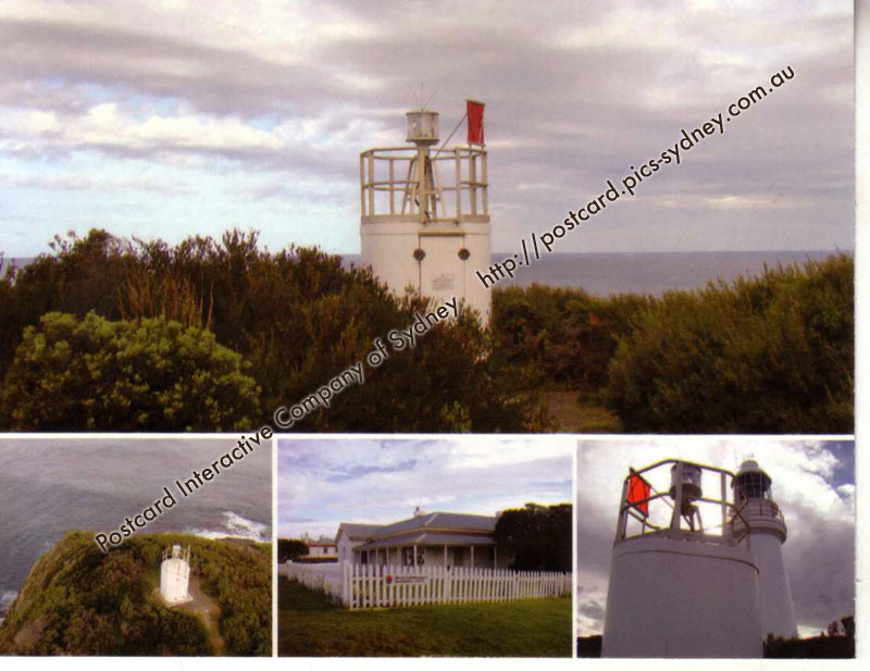 Victoria Lighthouse - Cape Otway (new)