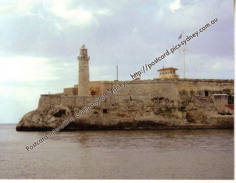 Cuba - Castillo del Morro Lighthouse (Havana)