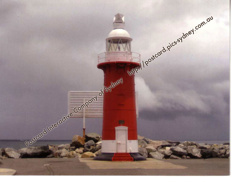 Western Australia Lighthouse - North Mole (Fremantle)