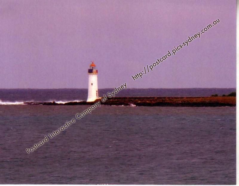 Victoria Lighthouse - Griffiths Island