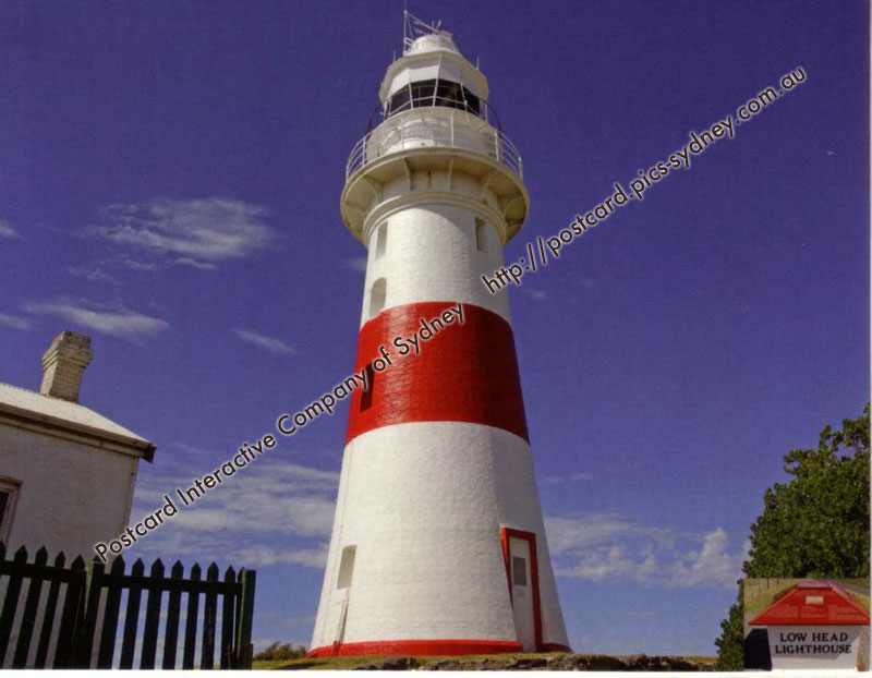 Tasmania Lighthouse - Low Head