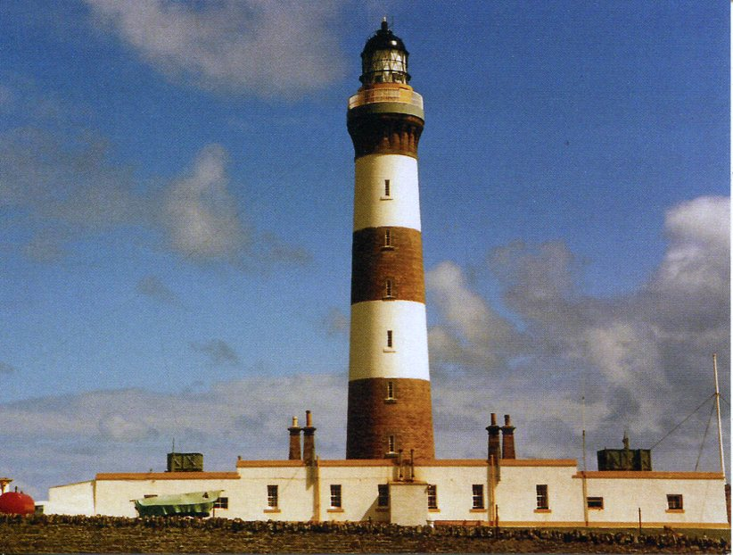United Kingdom - Scotland - North Ronaldsay Lighthouse