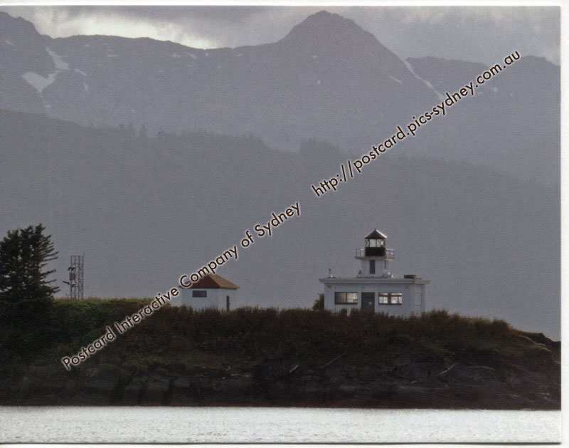 United States - Alaska - Point Retreat Lighthouse