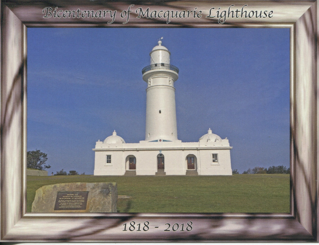 Bicentenary of Macquarie Lighthouse (NSW - Australia)