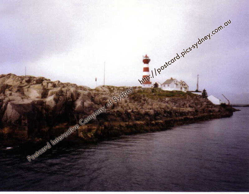 Norway - Skrova Lighthouse