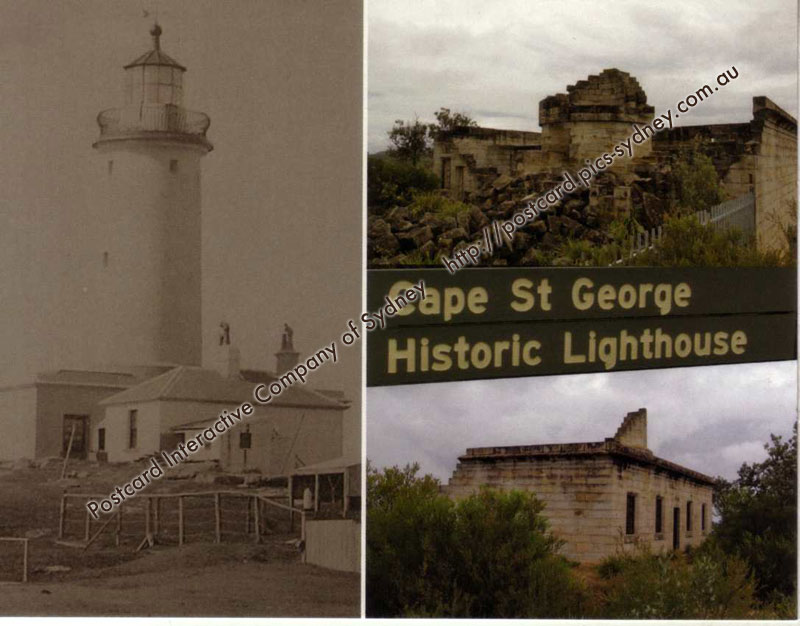 ACT Lighthouse - Cape St George Historic ( ruined)