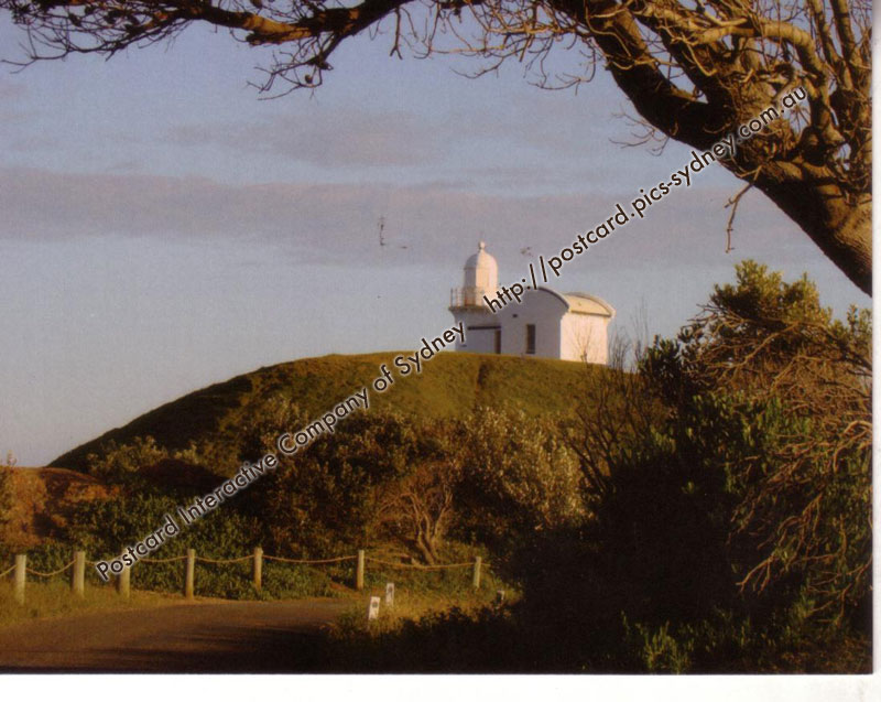 NSW Lighthouse - Tacking Point