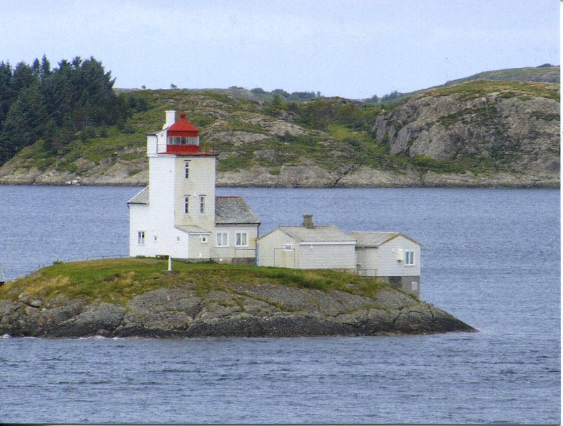 Norway - Tyrhaug Lighthouse
