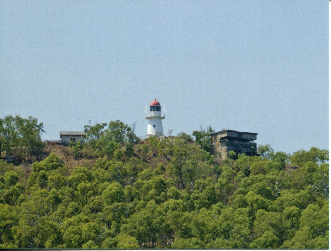 Queensland Lighthouse - Western Hill (Goods Island)