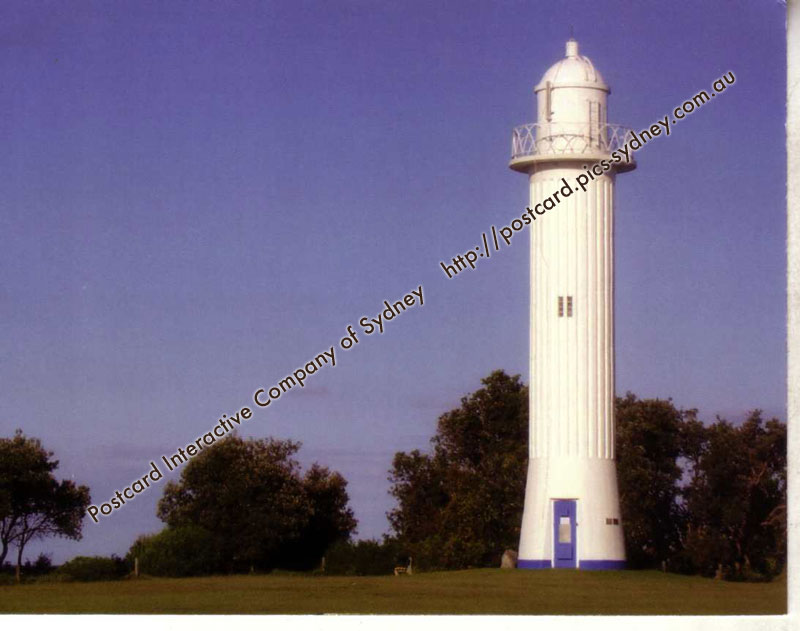 NSW Lighthouse - Clarence River, Yamba