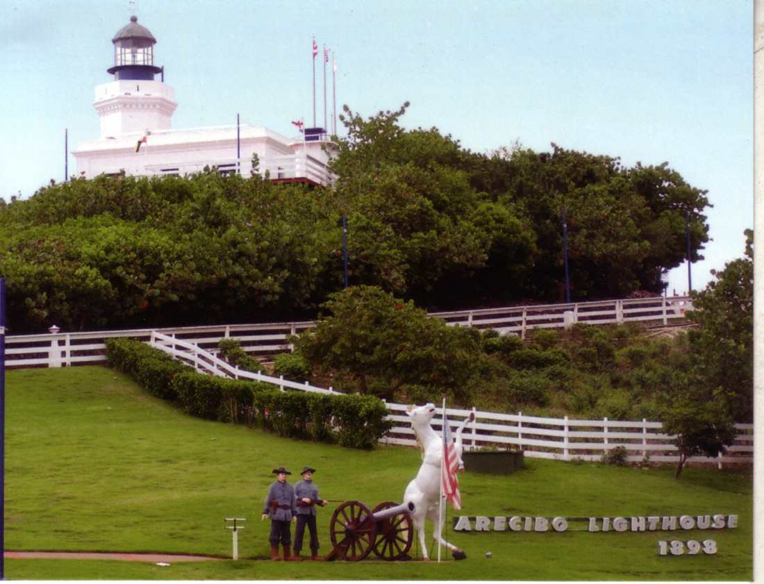 United States - Porto Rico - Arecibo Lighthouse