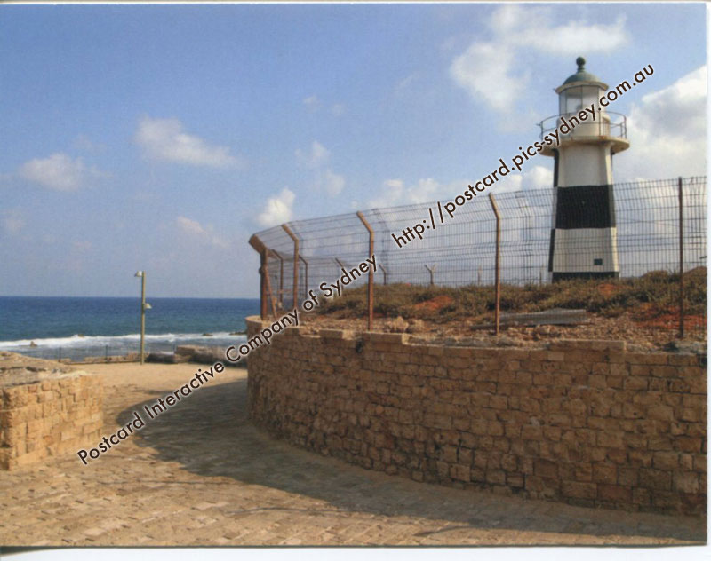 Israel Lighthouse - Akko Lighthouse