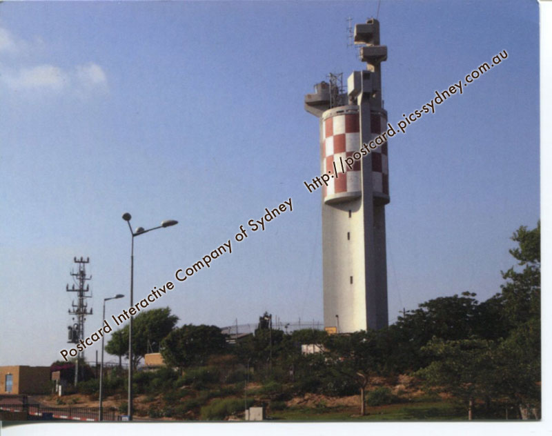 Israel Lighthouse - Ashdod Lighthouse