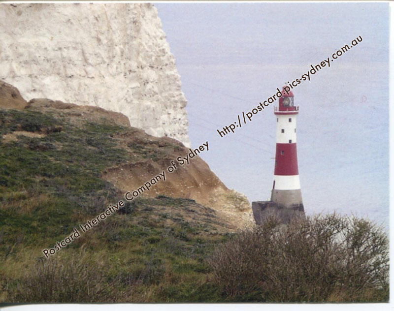 United Kingdom - England - Beachy Head Lighthouse