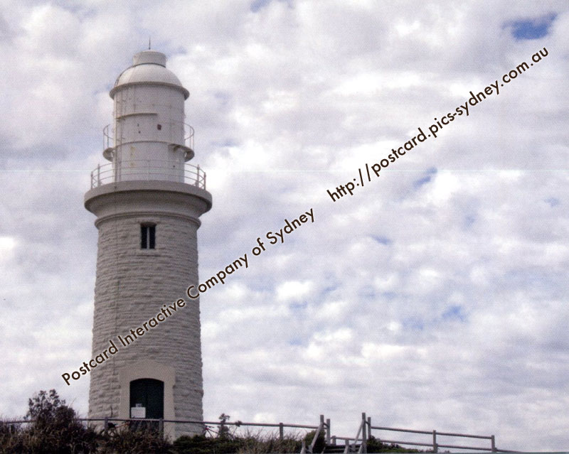 Western Australia Lighthouse - Bathurst Point