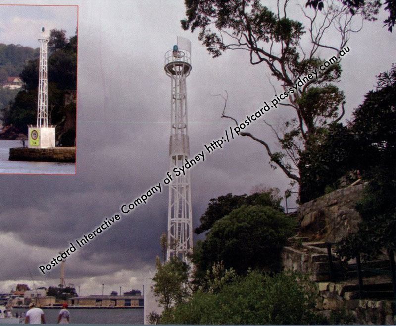NSW Lighthouse - Blue Point (Sydney)