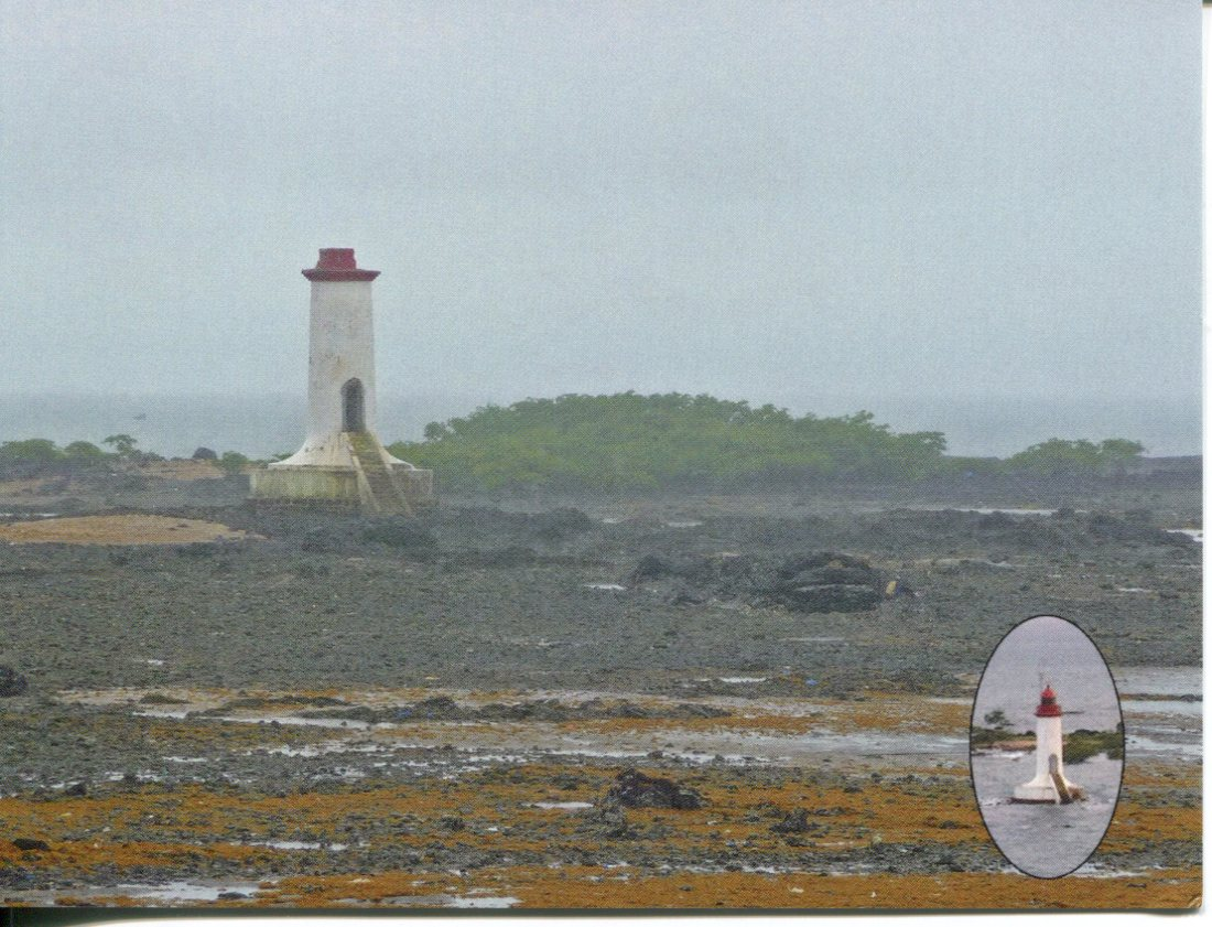Guinea - Boulbinet Lighthouse