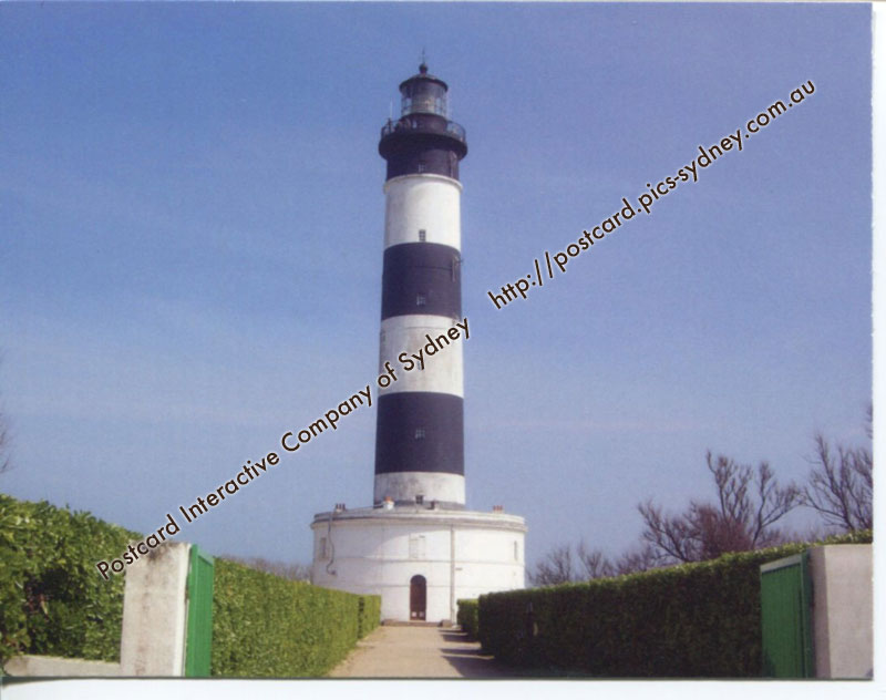 France - Chassiron Lighthouse