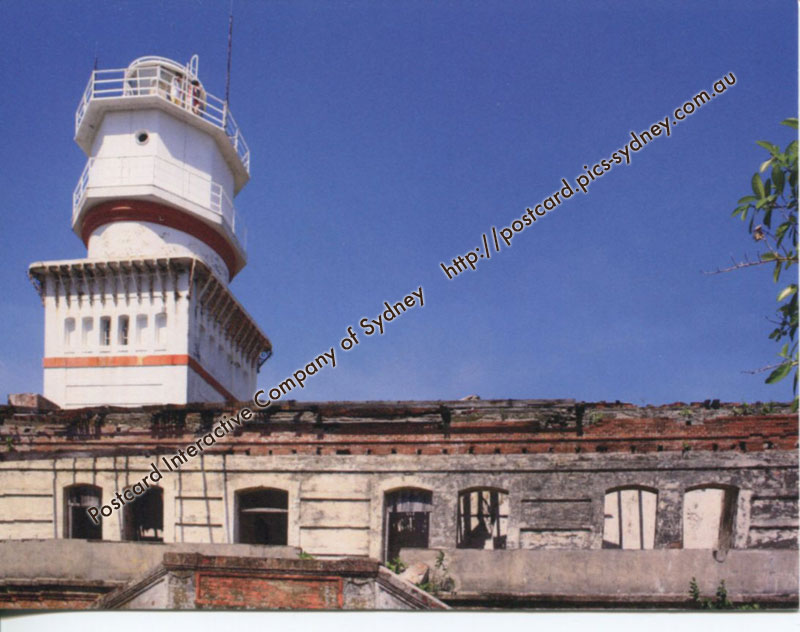 Philippines Lighthouse - Capones Island Lighthouse