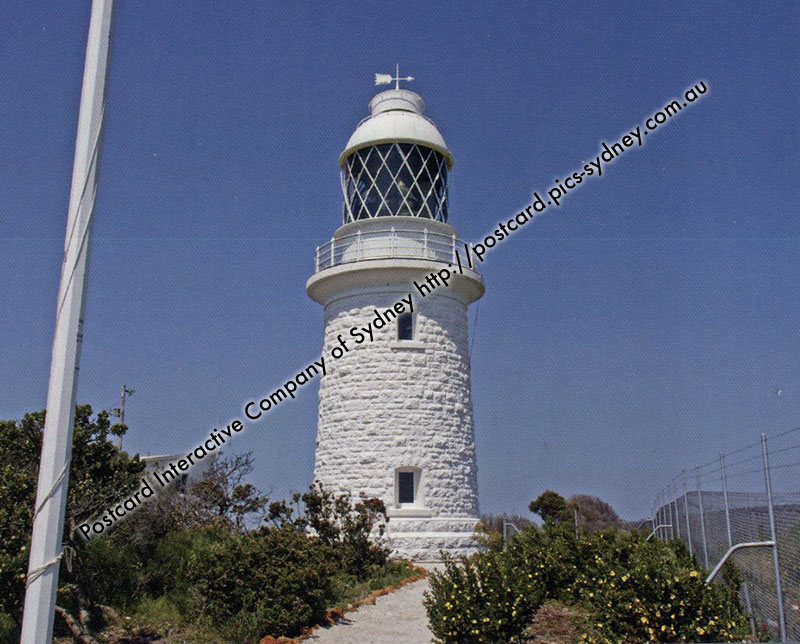 Western Australia Lighthouse - Cape Naturalist