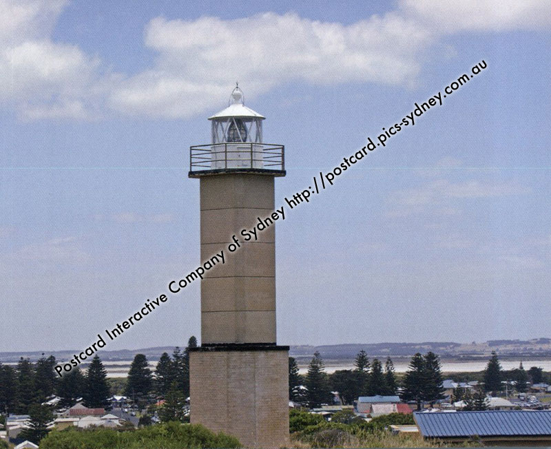 South Australia Lighthouse - Cape Martin
