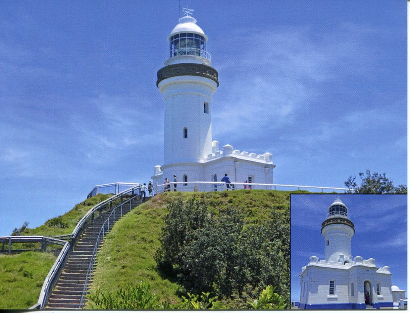 NSW - Cape Byron Lighthouse