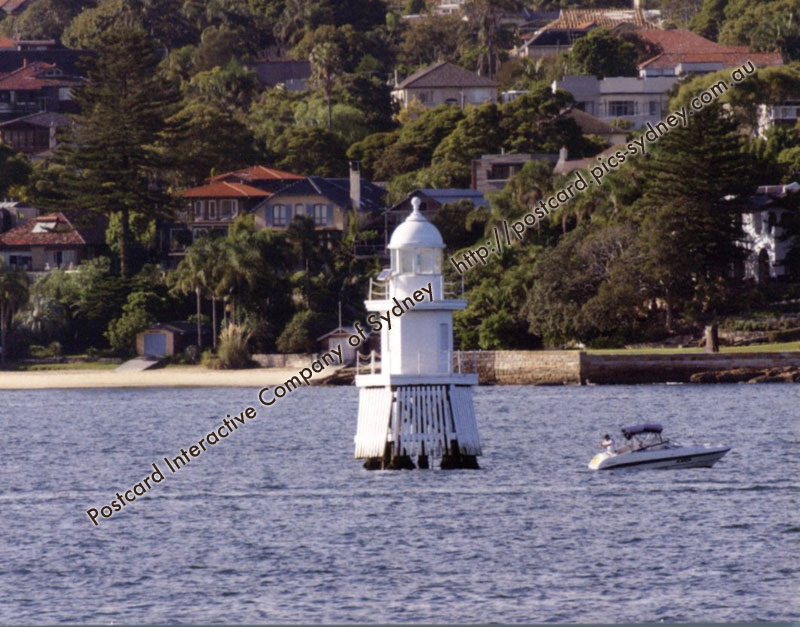 NSW Lighthouse - Eastern Channel Pile (Sydney)