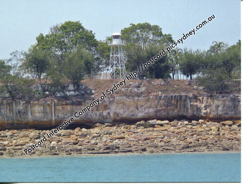 Northern Territory - Emery Point Lighthouse