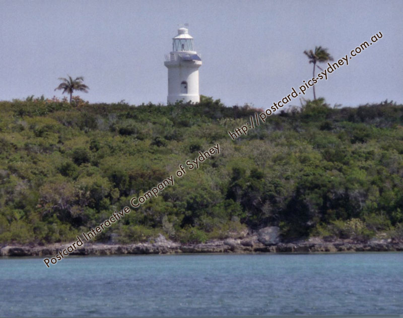 Bahamas - Great Stirrup Cay Lighthouse