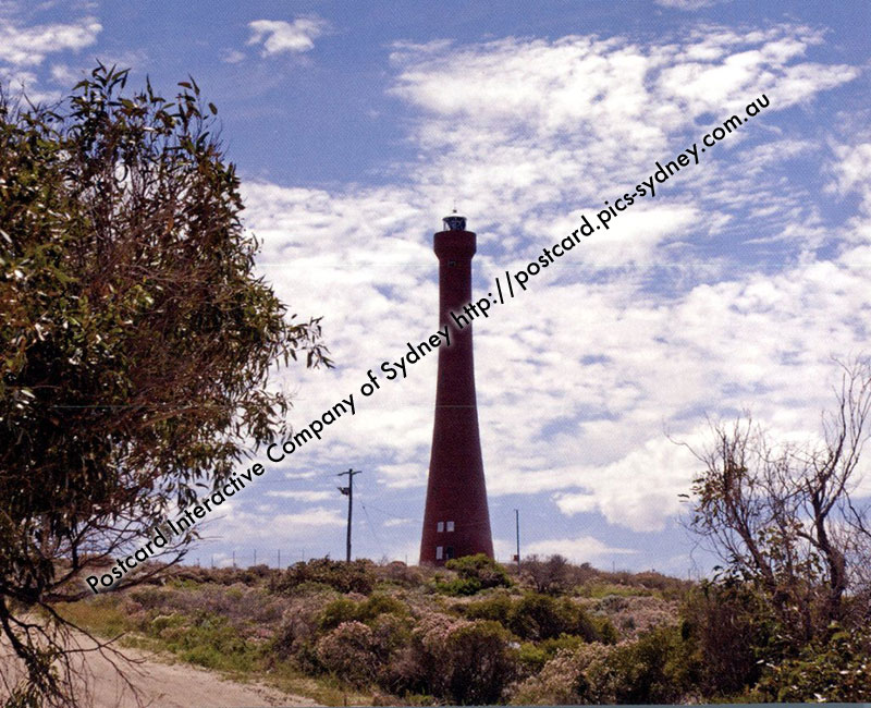 Western Australia Lighthouse - Guilderton