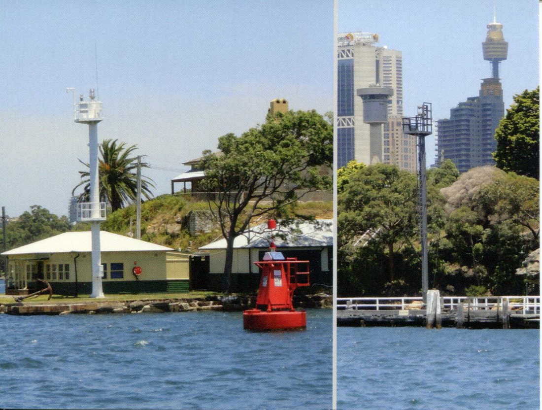 NSW Lighthouse - Goat Island