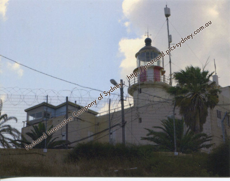 Israel Lighthouse - Haifa Lighthouse