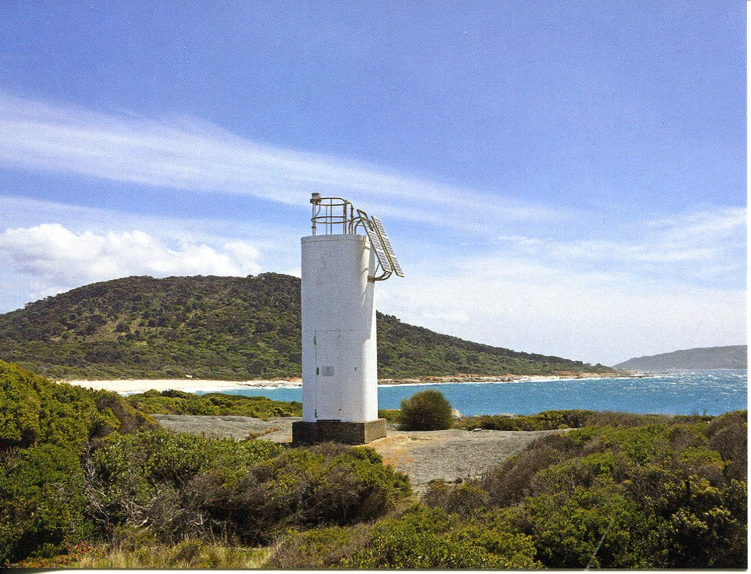 Tasmania Lighthouse - Holloway Point Lighthouse, Flinders Island