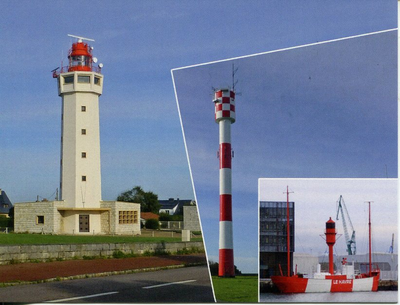 France - Cap de La Heve (Le Havre) Lighthouse