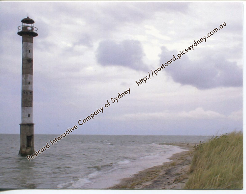 Estonia - Kiipasaare Lighthouse