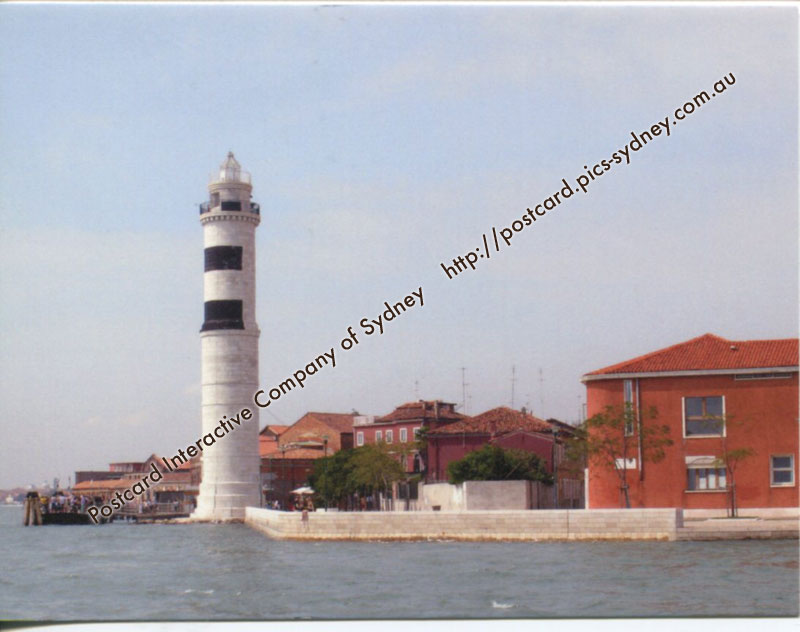 Italy - Isola di Murano Lighthouse